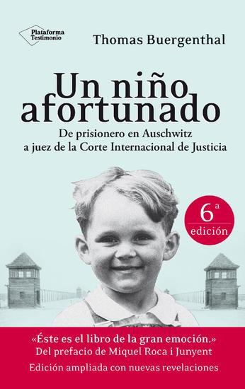Un niño afortunado (6º edición ampliada) - cover