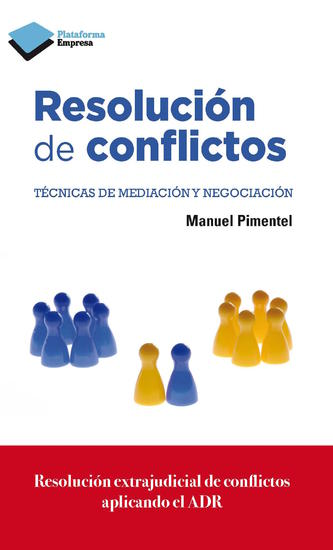 Resolución de conflictos - cover