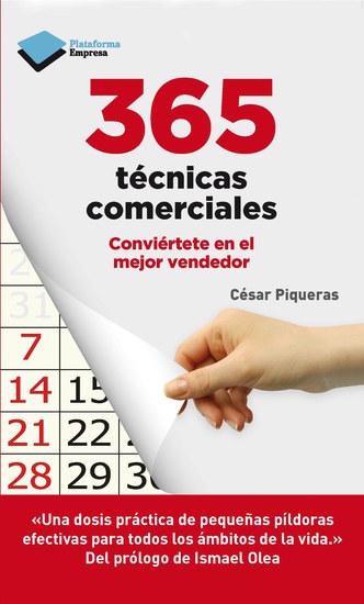 365 técnicas comerciales - cover