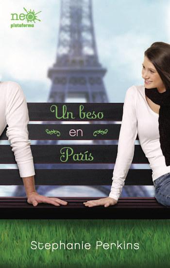 Un beso en París - cover