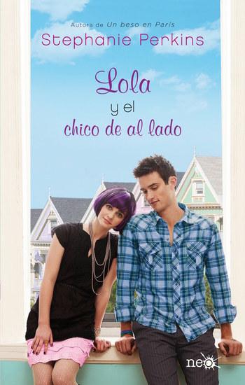 Lola y el chico de al lado - cover