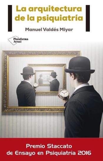 La arquitectura de la psiquiatría - cover