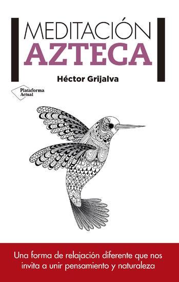 Meditación azteca - cover