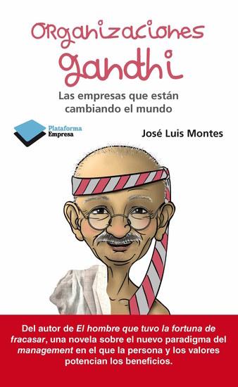 Organizaciones Gandhi - cover