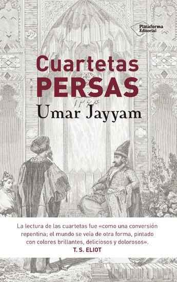 Cuartetas persas - cover