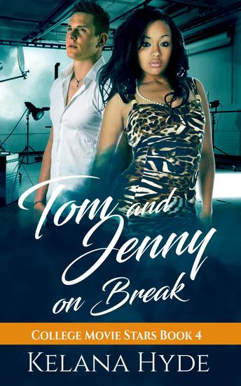 Tom and Jenny on Break - College Movie Stars #4 - cover