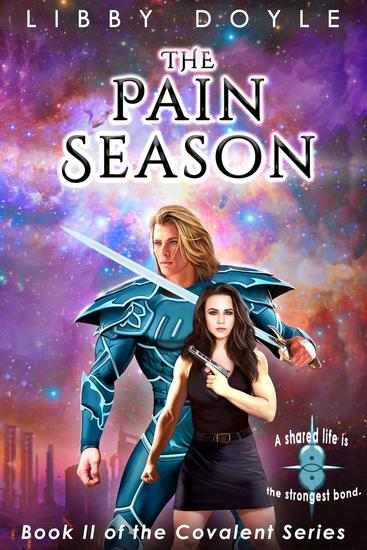 The Pain Season - The Covalent Series #2 - cover