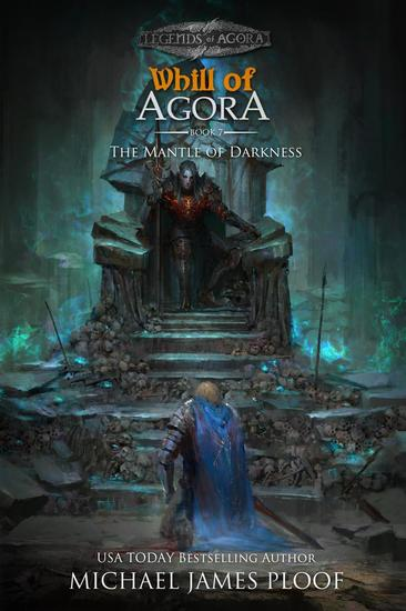 The Mantle of Darkness - Whill of Agora - cover