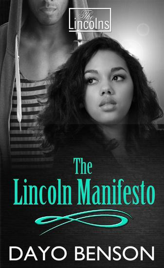 The Lincoln Manifesto: A Prequel (A Crystal series Lincolns series Crossover book) - The Lincolns #1 - cover