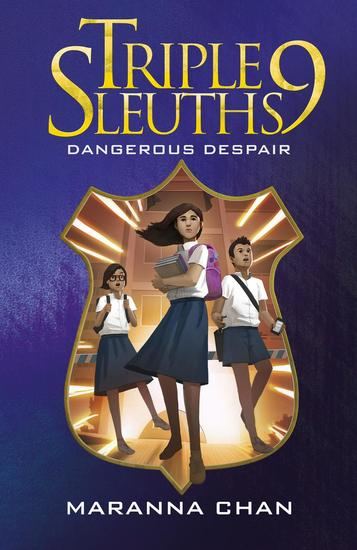 Triple Nine Sleuths: Dangerous Despair - cover