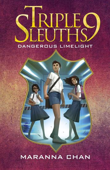 Triple Nine Sleuths: Dangerous Limelight - Triple Nine Sleuths #1 - cover