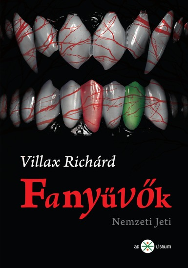 Fanyűvők - Nemzeti Jeti - cover