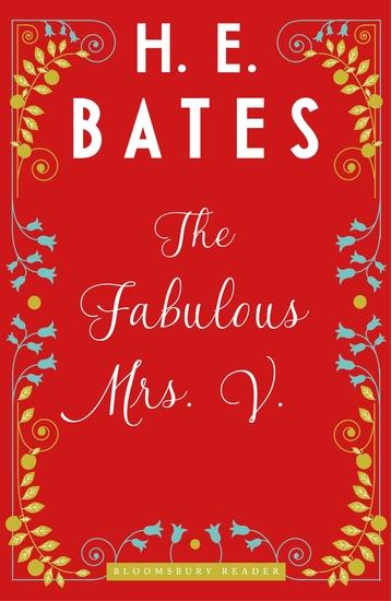 The Fabulous Mrs V - cover