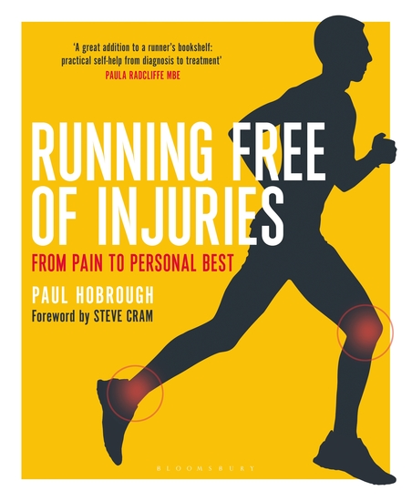 Running Free of Injuries - From Pain to Personal Best - cover