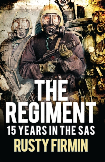 The Regiment - 15 Years in the SAS - cover