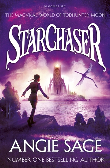 StarChaser - A TodHunter Moon Adventure - cover