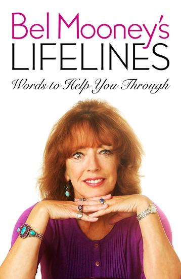 Bel Mooney's Lifelines - Words to Help You Through - cover