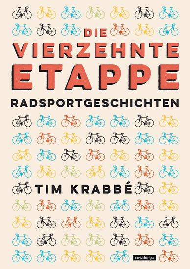 Die vierzehnte Etappe - Radsportgeschichten - cover