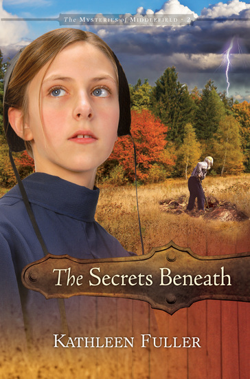 The Secrets Beneath - cover