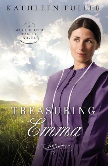Treasuring Emma - cover