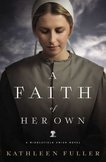 A Faith of Her Own - cover