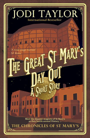 The Great St Mary's Day Out - A Chronicles of St Mary's Short Story - cover