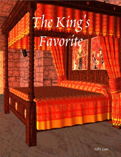 The King's Favorite - cover