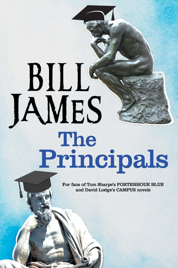 Principals The - A satire on university life - cover