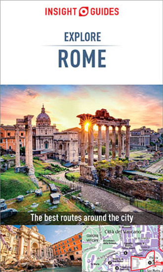 Insight Guides: Explore Rome - cover
