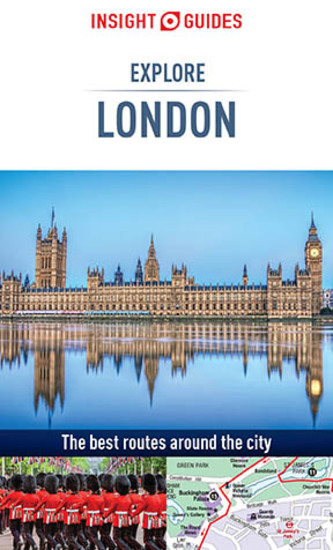 Insight Guides Explore London (Travel Guide eBook) - cover