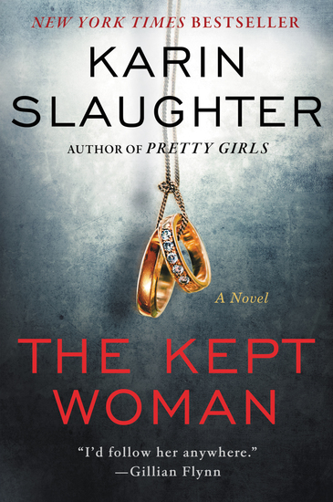 The Kept Woman - A Novel - cover