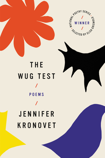 The Wug Test - Poems - cover