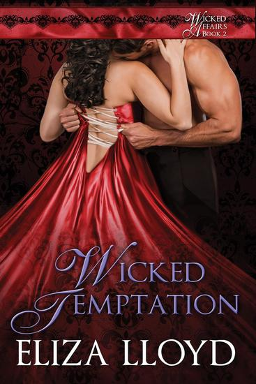 Wicked Temptation - Wicked Affairs - cover