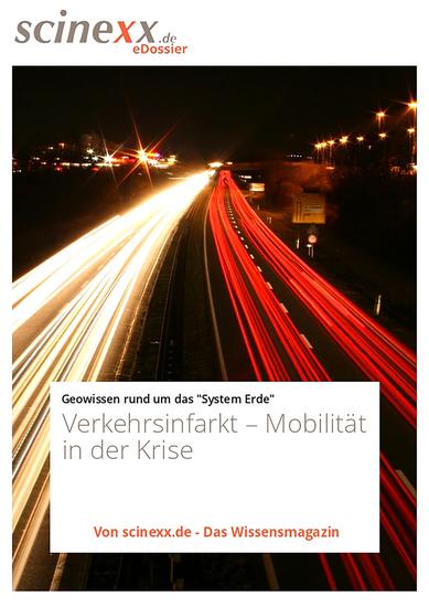 Verkehrsinfarkt - Mobilität in der Krise - cover
