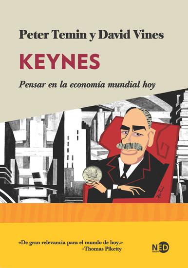 Keynes - Pensar en la economía mundial hoy - cover