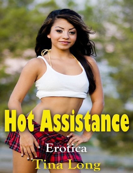 Hot Assistance: Erotica - cover