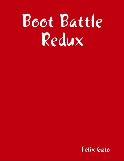 Boot Battle Redux - cover