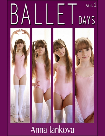 Ballet Days Vol 1 - cover