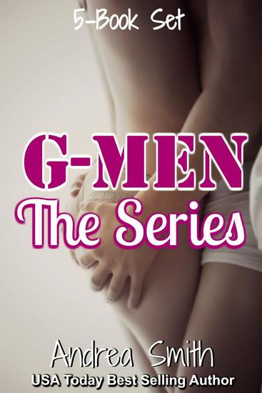 G-Men the Series - cover