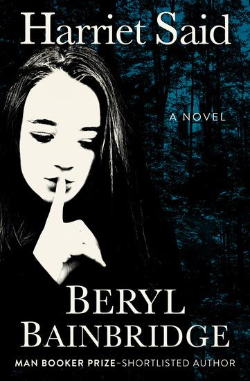 Harriet Said - A Novel - cover
