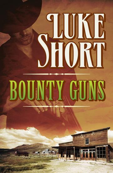 Bounty Guns - cover