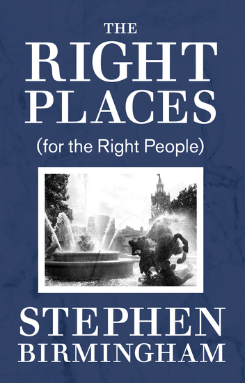 The Right Places - (for the Right People) - cover