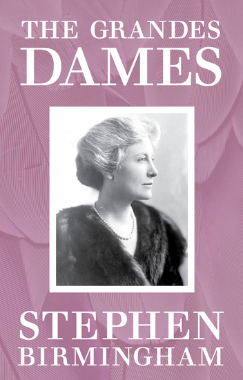 The Grandes Dames - cover
