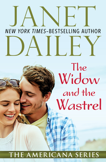 The Widow and the Wastrel - cover