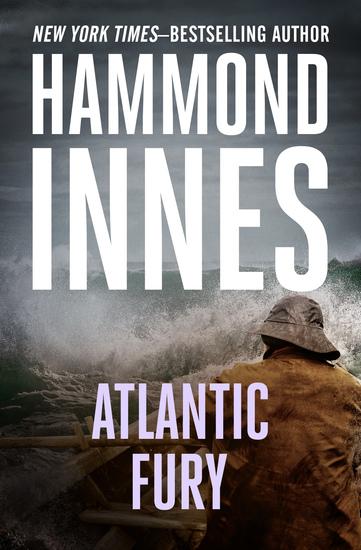Atlantic Fury - cover