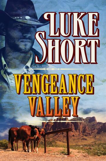 Vengeance Valley - cover