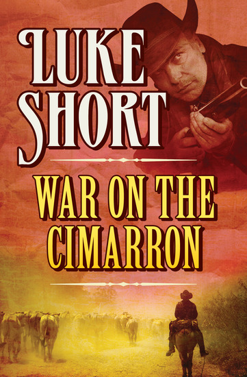 War on the Cimarron - cover