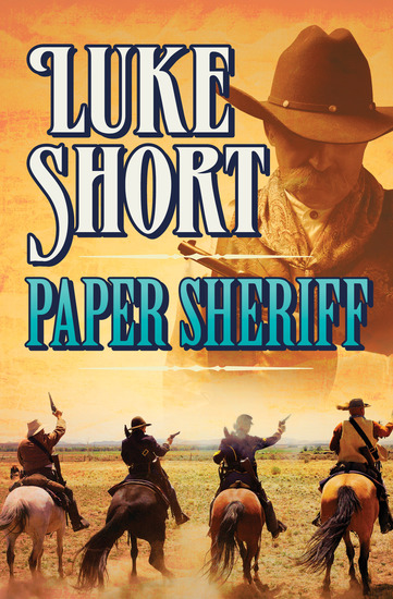 Paper Sheriff - cover