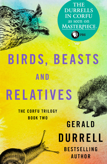 Birds Beasts and Relatives - cover