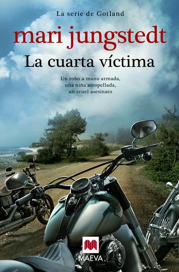 La cuarta víctima - (Gotland 9) - cover